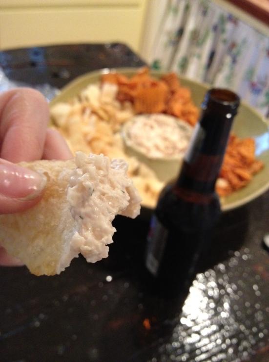 onion dip